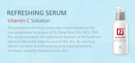 REFRESHING SERUM Vitamin C Solution